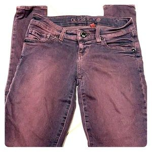Guess Power Skinny in Rustic Color